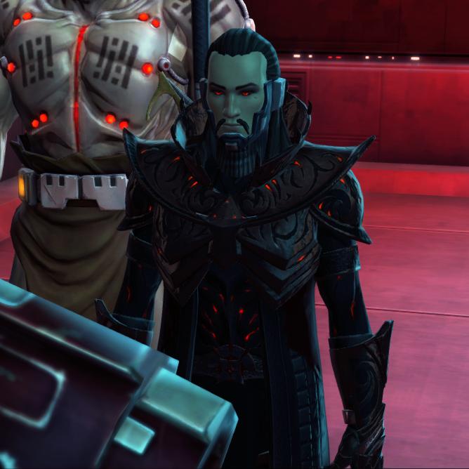 Lord Vesh – Darth Malgus