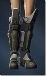 Bionic Raider's Boots