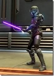 Holoshield Trooper Effect Front
