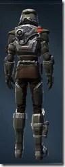 Holoshield Trooper - Male Rear