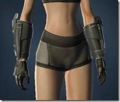 Holoshield Trooper's Gauntlets