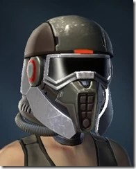 Holoshield Trooper's Helmet