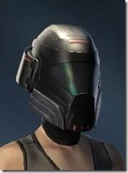 Intelligence Agent's Helmet