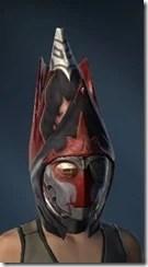 Death Knell Headgear - Female