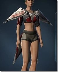 Death Knell Robe - Female
