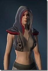 Decelerator's Robe - Female