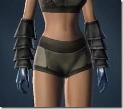 Empowered Restorer's Gloves - Female