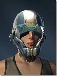 Headgear of Flawless Riposte - Female