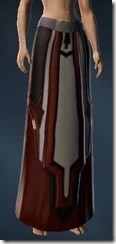 Lower Robe of Murderous Revelation - Female