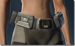 Nimble Master's Belt - Female