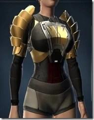 Nimble Master's Chestguard - Female