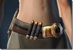 Quick Thinker's Belt