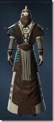 Revitalized Mystic - Male Rear