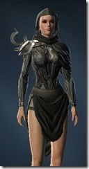 Robe of the Gathering Storm - Female