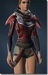 Robes of Dire Retaliation - Female