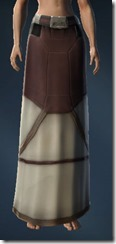 Saber Master Lower Robe