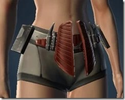 Soulbender's Belt - Female
