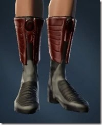 Soulbender's Boots - Female