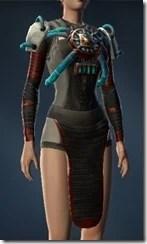 Soulbender's Robe - Female