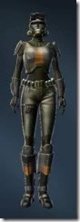 Strategist Female Front