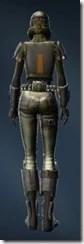 Strategist Female Rear