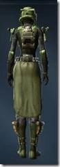 Veteran Ranger Female Rear