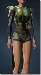 Veteran Ranger's Body Armor