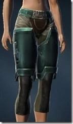 Woads Instinct Legplates