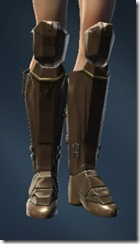 Boots of The Final Breath