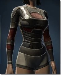The Undying Chestguard - Female