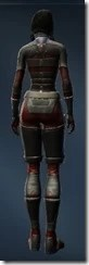 The Undying - Female Rear