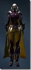 Trishin's Retort Dyed Front