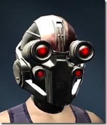 Trishin's Retort Headgear