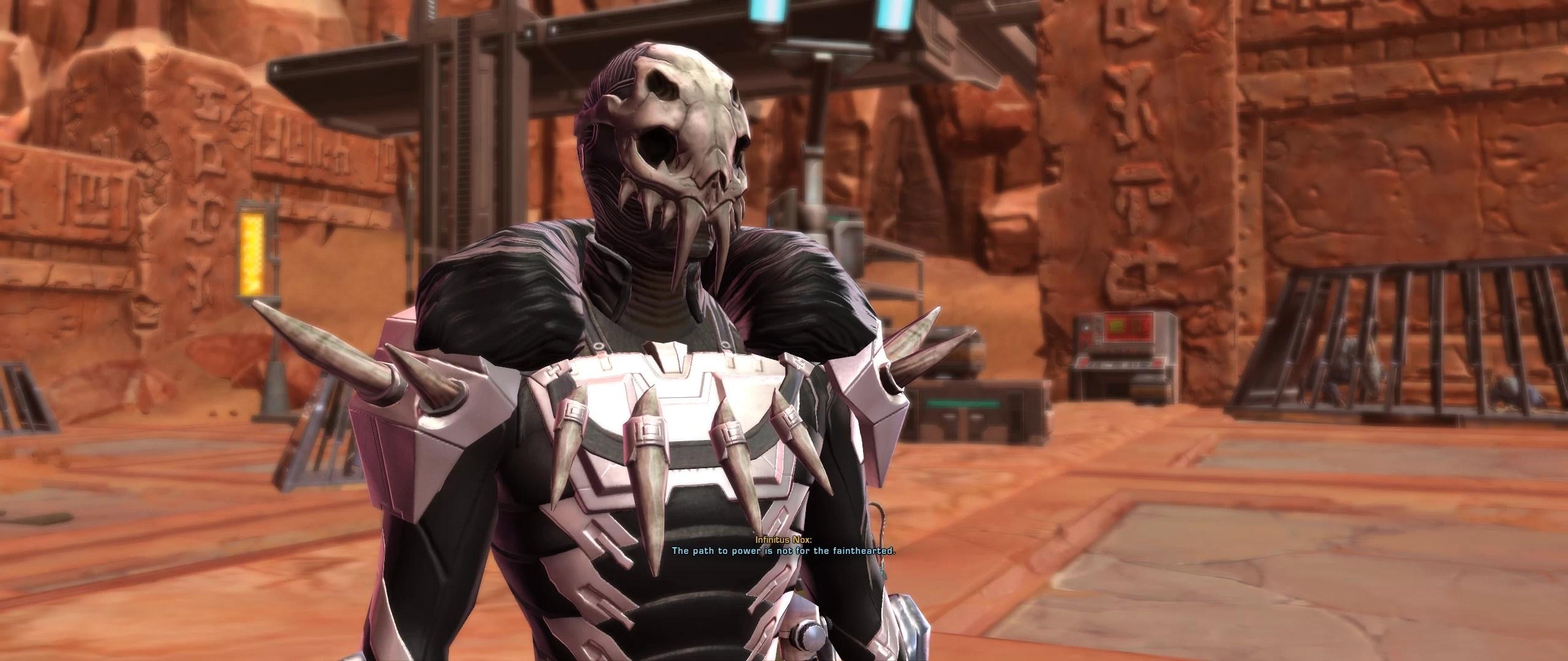 Infinitus Nox – Star Forge
