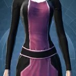 Black and Deep Pink Dye ModuleCartel Market