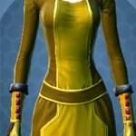 Dark Yellow and Medium YellowDye Module