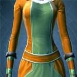 Medium Orange and Light GreenDye Module
