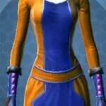 Medium Orange and Medium BlueDye Module