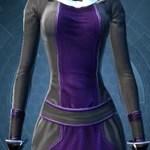 Deep Gray and Dark PurpleInterplanetary Exchange Component Reputation Vendor - Newcomer (15,000 credits)