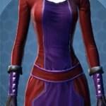 Deep Red and Dark PurpleDye Kits