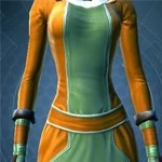 Medium Orange and Light GreenSupreme Mogul's Contraband Pack