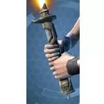 Raider's Cove Bulwark / Pummeler Lightsaber / Offhand Saber