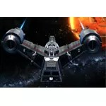K-52 Demolisher Galactic Starfighter