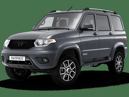 Купить новый УАЗ Патриот 2020 м.г. с АКПП – Цены и ...