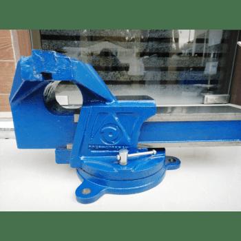 Тиски слесарные 160 мм (поворотные)