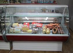 Купить в Саратове бу холодильник витринный для колбасы