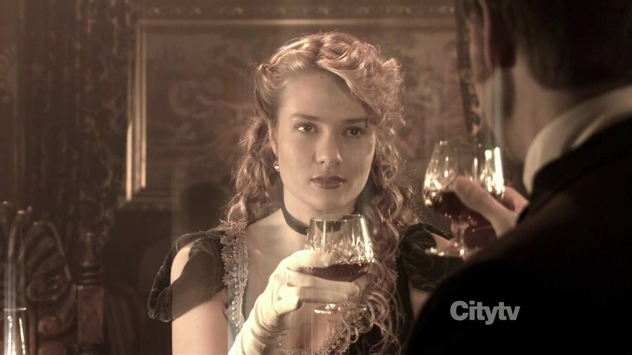 Flashpoint: 5×12 'Keep the Peace: Part 1' & Murdoch Mysteries: 5×07 'Stroll on the Wild Side: Part 1' Screen Captures
