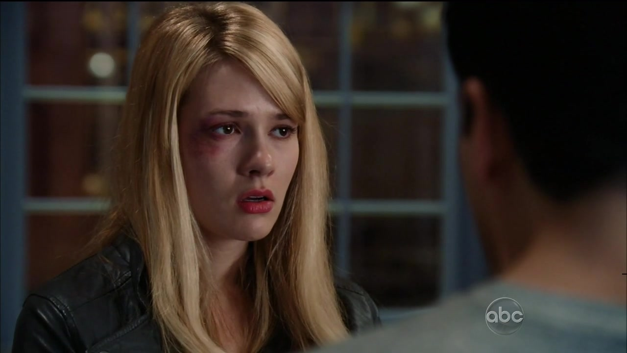 Rookie Blue: 3×08 'The Girlfriend Experience' (2012) Screen Captures