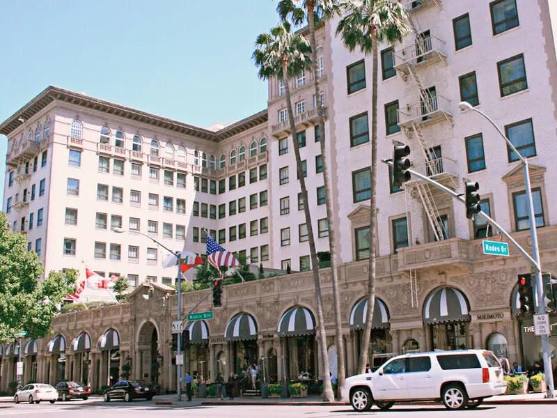 ビバリー・ウィルシャー・ホテル