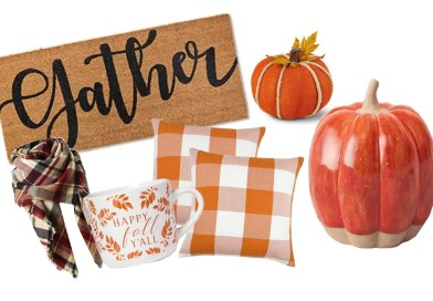 Fall Finds Under $20